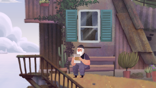 《回忆之旅》游戏截图