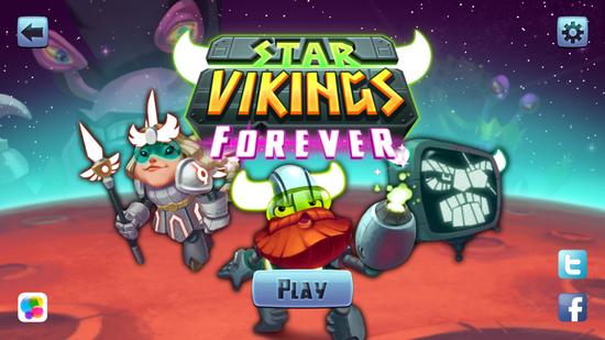 《永远的维京星球》游戏截图