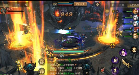 高智能BOSS考验玩家战术配合