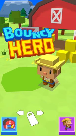 《弹跳英雄》游戏截图