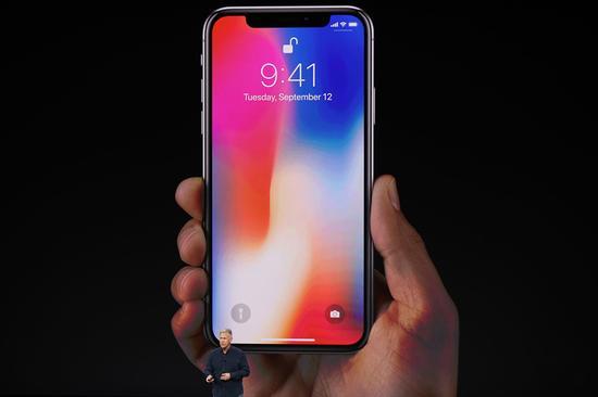 全面屏苹果iPhone X发布:国行顶配9688元,史上最贵