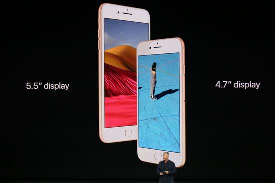 苹果iPhone 8正式发布:国行5888元起,9月22号开卖