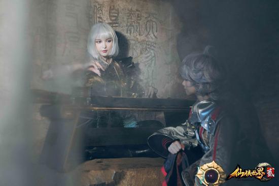 最具仙气的cosplay《仙侠世界2》Cos巨献第二弹-ANICOGA