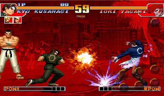 拳皇97,一个奇迹般的游戏