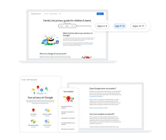 Google官博截圖
