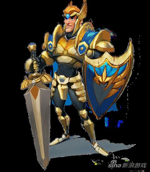 英雄誓言骑士-沃尔顿