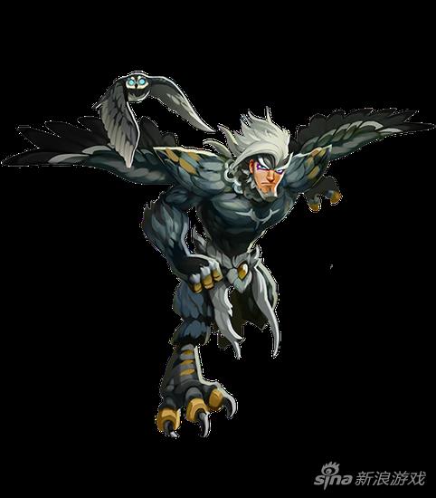 英雄流浪之翼-黑格