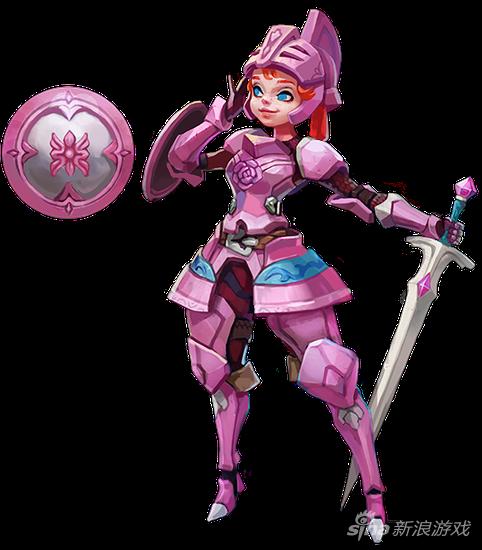 英雄玫瑰骑士-莉迪雅