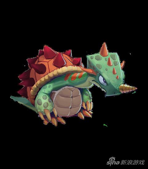 王国纪元魔物1阶契约书(下): 刺龟