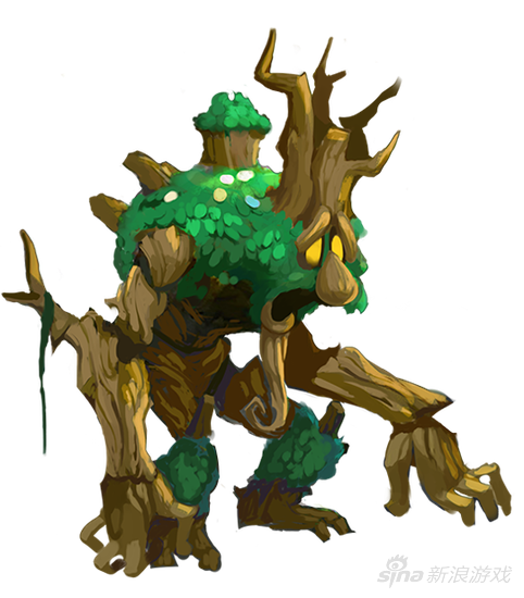 王国纪元魔物1阶契约书(上): 树精