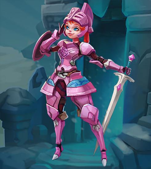 玫瑰骑士-莉迪雅