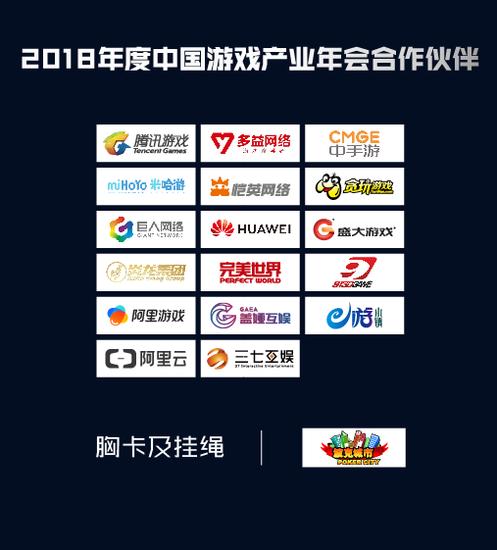 中国游戏产年业年会
