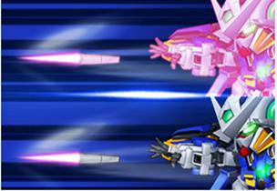 投掷攻击:投掷光束匕首,配合高速攻击,对敌人造成大量伤害