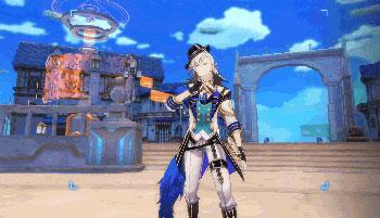 流浪亚瑟偶像衣装-–-闪闪发光的偶像服