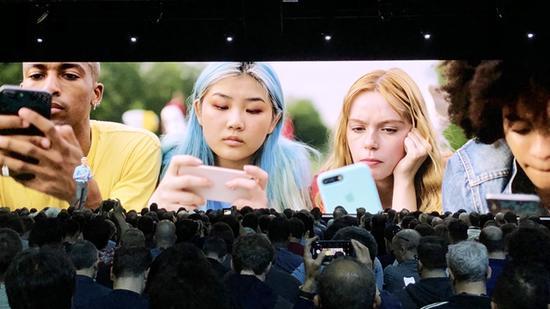 ▲Apple为了防止手机滥用与手机安全,推出屏幕时间跟隐私保护功能。