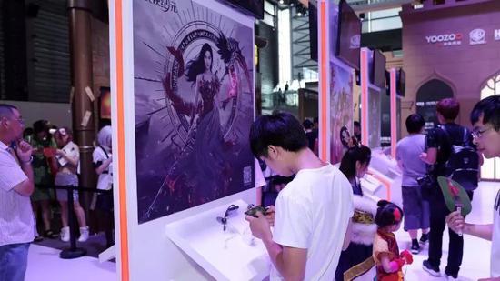 玩家试玩《天使纪元》