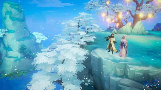 纵情山水,《花与剑》的独特江湖乐趣