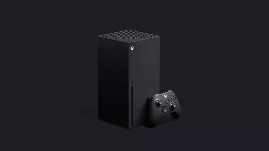 """微软XboxX主机首曝,""""空气净化器""""会是最后一代主机吗?"""