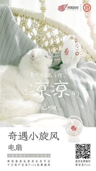 猫咪体验官与奇遇小旋风电扇