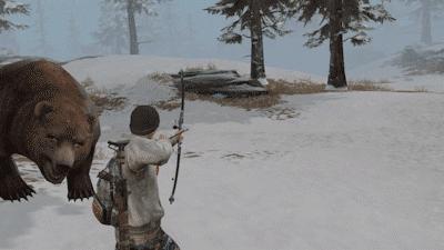 白树高地打猎