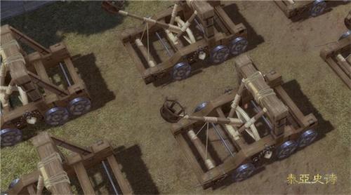 真实还原中世纪攻城器械