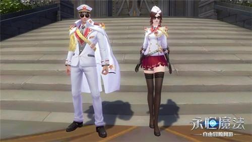 帝国海军时装
