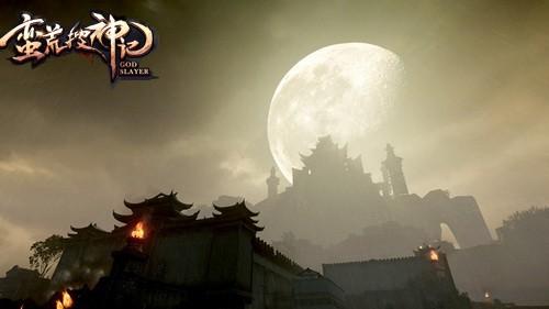蜃楼城之战前夜
