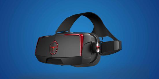 雷神幻影VR头显