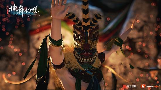 傩祭歌舞古老质朴,曾盛行于华夏九州