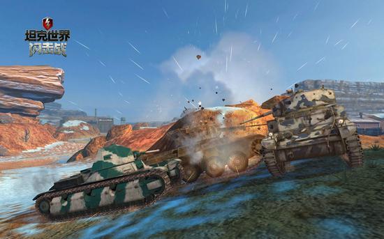 7系坦克各具特点