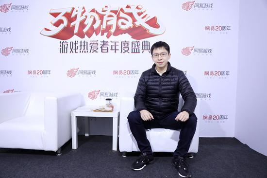 网易游戏吴鑫鑫天长地动:回合制游戏巅峰尚未到来