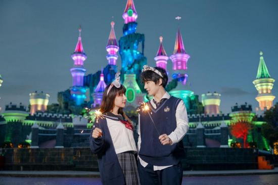 芜湖方特梦幻王国甜蜜告白浪漫来袭