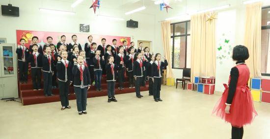 合肥市桂花园学校西区隆重举行科技艺术节