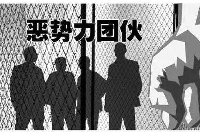庐江县程伟汪文等7人恶势力犯罪集团案一审宣判