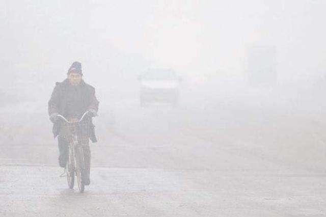 淮北市启动重污染天气橙色预警