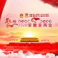 聚焦2020年安徽省两会