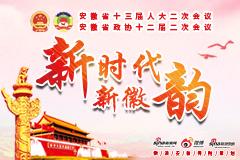 2019年安徽省两会