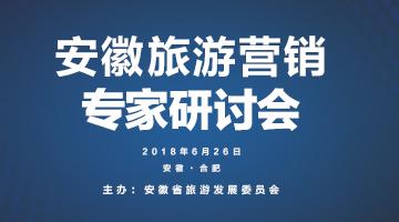 皖旅游营销专家研讨会6月26日在合肥举行