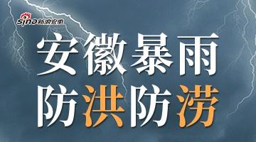 【直播】直击2020安徽暴雨