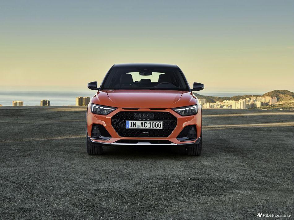 小而有料 跨界户外运动范儿 Audi A1