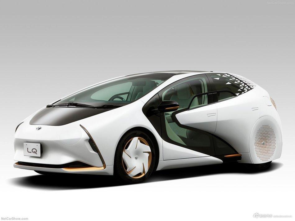 预示未来设计 Toyota LQ Concept