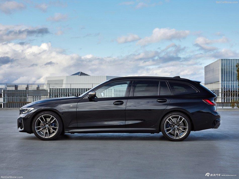 激进旅行车 BMW M340i xDrive Touring