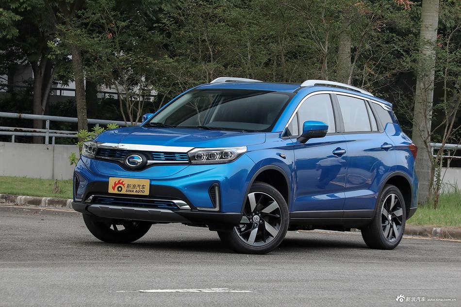 实拍|广汽丰田纯电动SUV ix4 补贴后仅16万