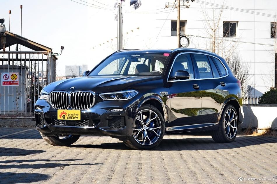全新一代宝马X5 百万级SUV别无选择