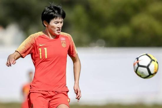 阿尔加夫杯中国女足不敌丹麦两连败后进入排位赛