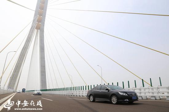 池州长江公路大桥