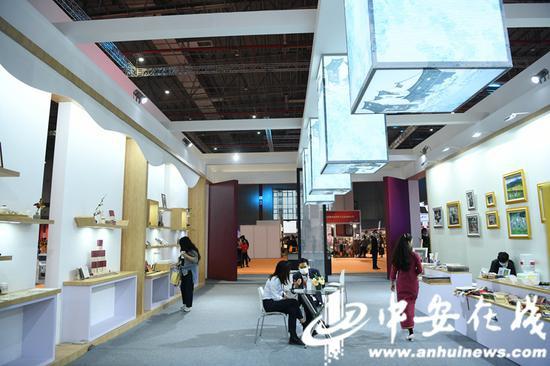 安徽博物院展厅