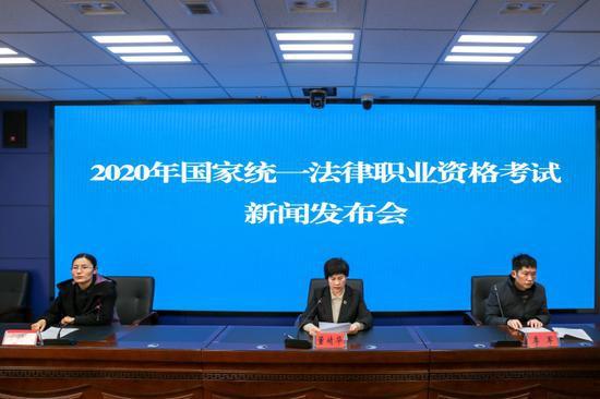 宿州市2020年度国家统一法律职业资格考试情况