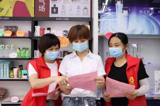 枞阳:汇巾帼之力助疫苗接种