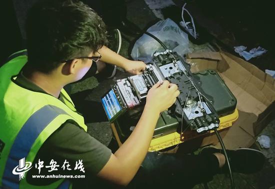 安徽省撤站攻坚完成系统联调联试工作